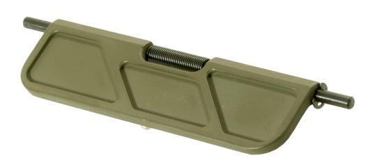 TIMBER CREEK BILLET Dust Cover AR15 OD GREEN