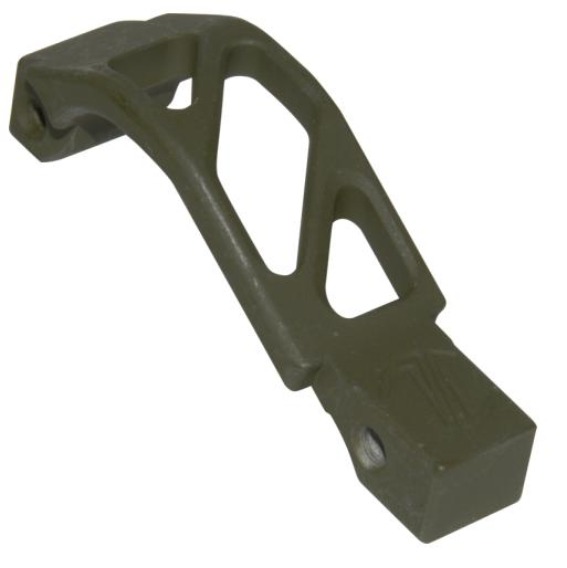 TIMBER CREEK AR Oversized Trigger Guard OD GREEN