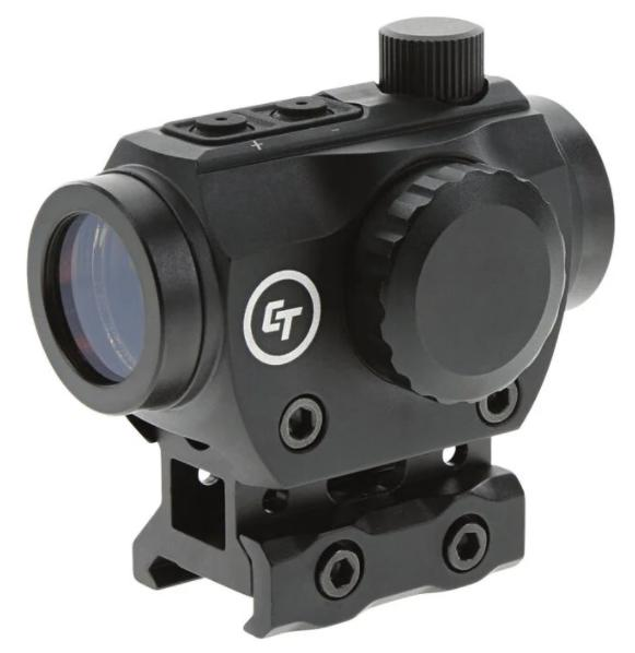 CRIMSON TRACE CTS-25 COMPACT RED DOT 4 moa