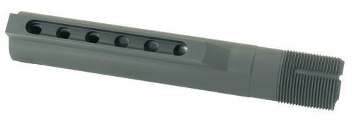 TIMBER CREEK AR15 MIL-SPEC BUFFER TUBE Tungsten