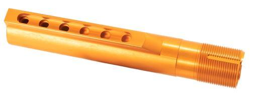 TIMBER CREEK AR15 MIL-SPEC BUFFER TUBE orange