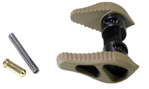 TIMBER CREEK AR15 AMBIDEXTROUS Safety Selector 45/90 Degree FDE
