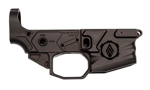 3rd gen tactical humboldt billet lower stripped