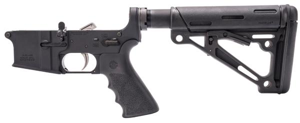 anderson manufacturing am-15 ar15 complete lower receiver no logo