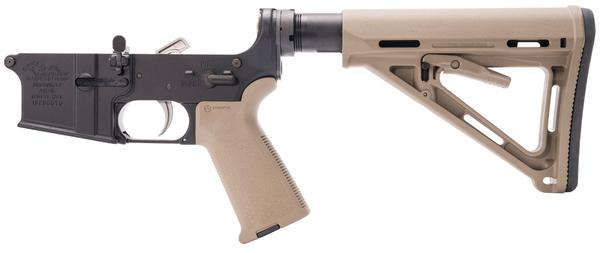 anderson manufacturing AM-15 COMPLETE LOWER FDE MAGPUl