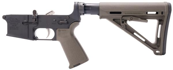 anderson manufacturing AM-15 COMPLETE LOWER odg MAGPU