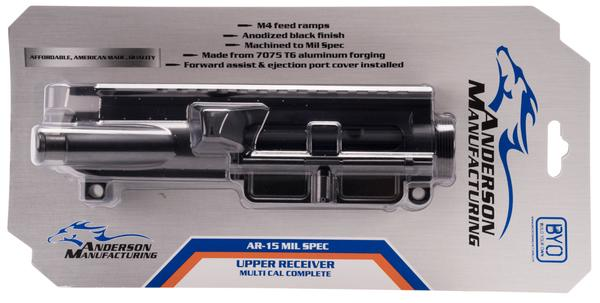ANDERSON MFG AM-15 ASSEMBLED UPPER
