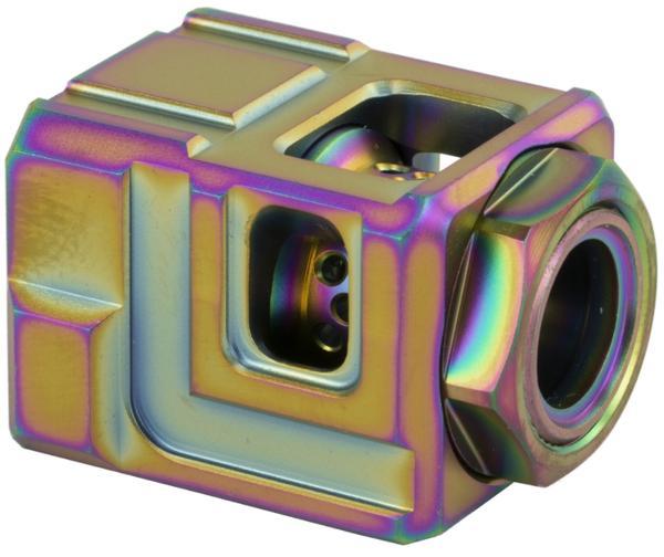 Cgs Qube Compensator Rainbow glock 19