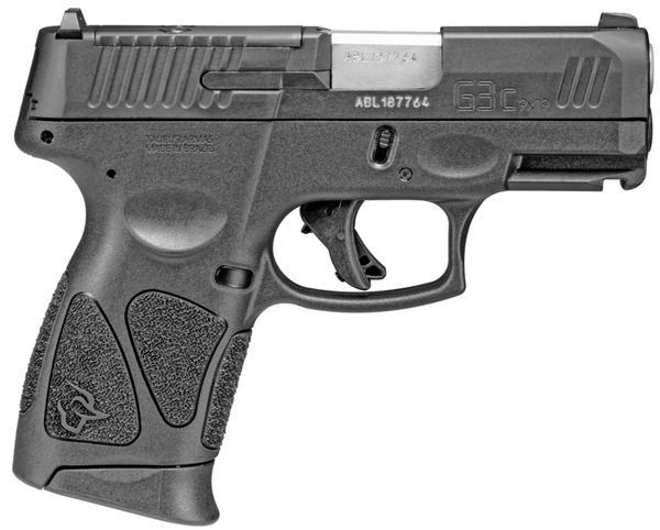 Taurus G3c 9mm 3.20