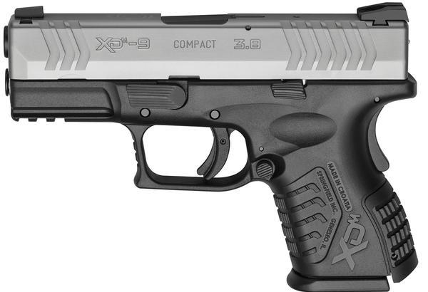 Springfield XDM 9mm 3.8