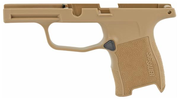SIG Sauer P365 Grip Module Assembly 9MM Polymer Coyote