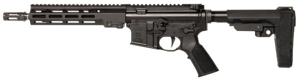 GEISSELE SUPER DUTY PISTOL 5.56 luna black 10.3