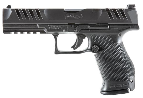 Walther Arms PDP Compact Optic Ready 9mm 5