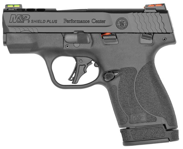 Smith & Wesson Performance Center M&P Shield Plus 9mm 3.10