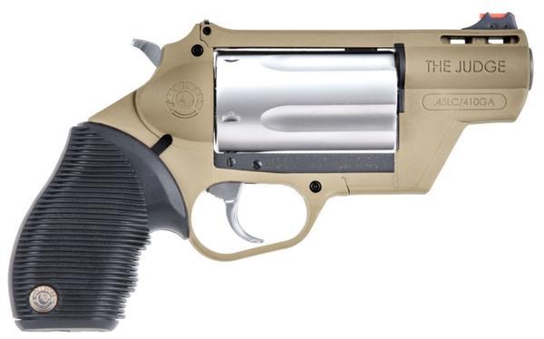 Taurus Judge Public Defender 45 LC/410 Ga 5rd 2.50