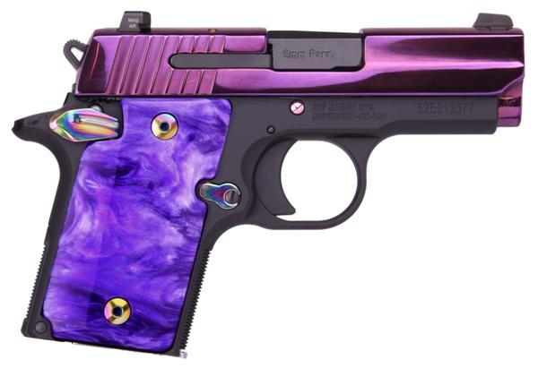 Sig Sauer P938 PSP 9mm
