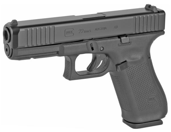 Glock G22 Gen5 40 S&W 4.49
