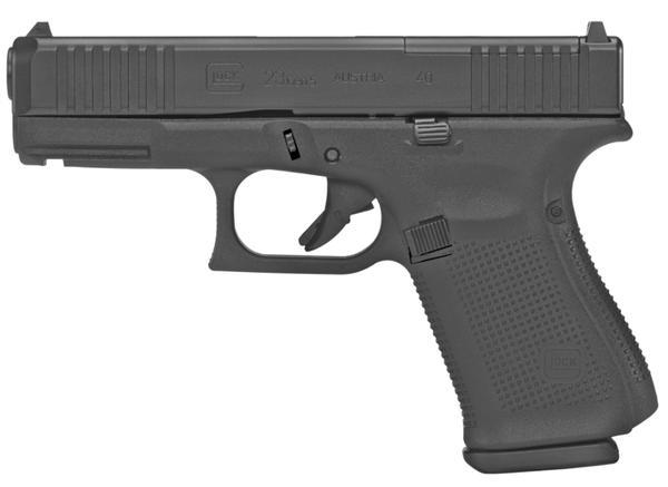 Glock G23 Gen5 MOS 40 S&W 4.02