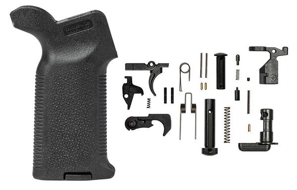 aero precision epc moe-k2 lower parts kit black