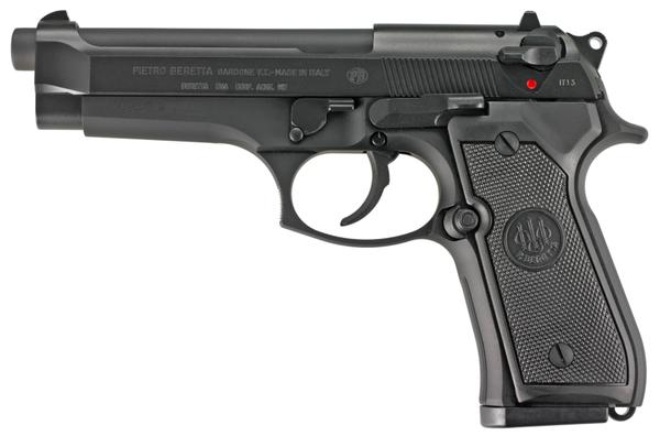 Beretta USA 92FS 9mm 4.90