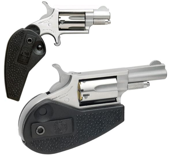 NORTH AMERICAN ARMS 22 MAG 5 ROUND REVOLVER