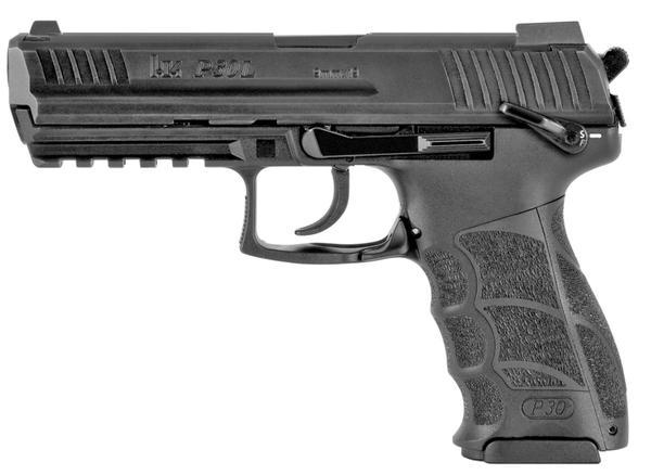 HK P30 V3 9mm 4.45