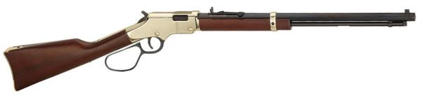 HENRY GOLDEN BOY 22 LR LARGE LOOP LEVER ACTION 20