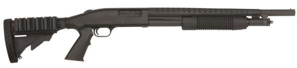 mossberg 500 persuader 12 ga pistol grip 18.5