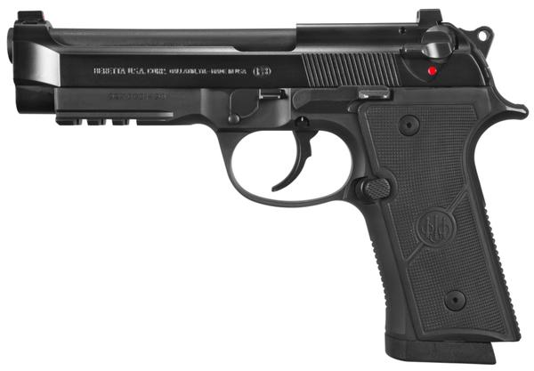 Beretta USA 92X Full Size 9mm 4.70
