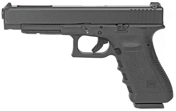 Glock 34 9mm 5.31