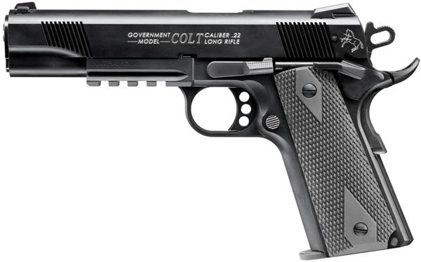 colt by walther 1911 a1 22lr 12 rd