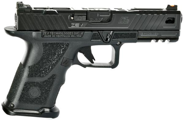 zev oz9 elite covert 9mm 15 rd