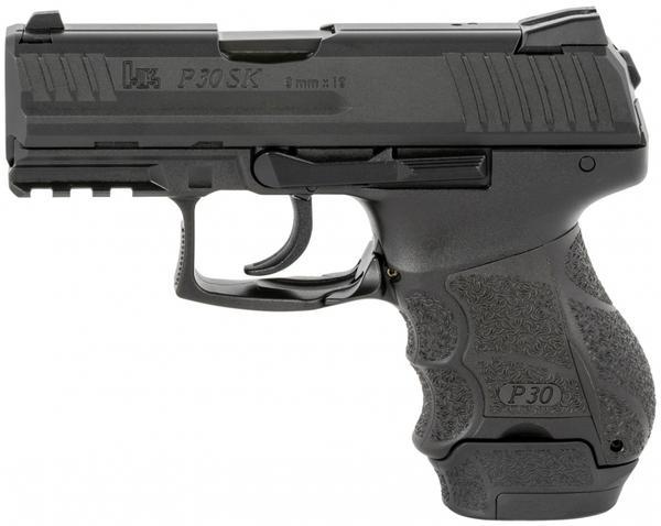Heckler & Koch P30SK V1 9mm 13rd/10rd 3.27