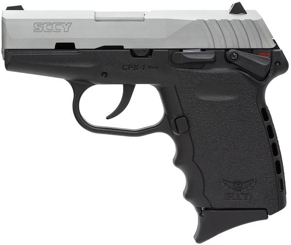SCCY CPX-1 9mm 3.10