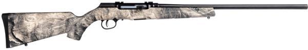 savage arms a17  heavy barrel 22