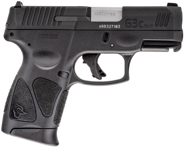 taurus g3c 12rd 9mm w/night sights