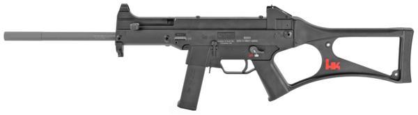 heckler & koch usc carbine 45 acp