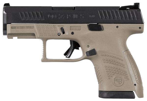 cz p-10 s 9mm 12+1 fde