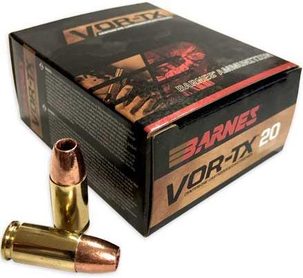 BARNES TAC-XP 9MM 115 GR HP