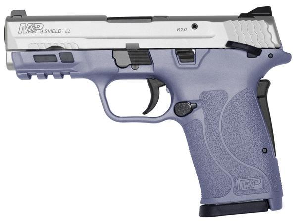 Smith & Wesson M&P shield ez m2.0 9mm orchid frame