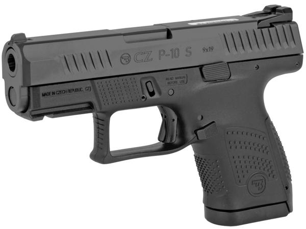 cz p-10 s 9mm 12+1